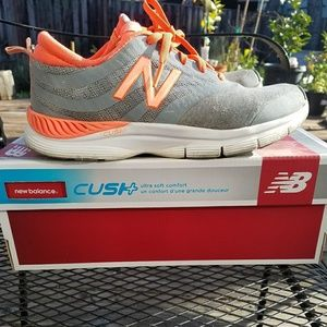 New Balance Cush + Shoes with Box